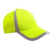 Big Accessories Reflective Accent Safety Cap