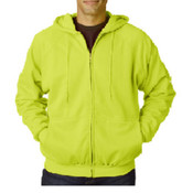 Camber II Chill Buster® Hooded Zip Front Sweatshirt