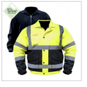 High-Visibility 3-In-One Bomber with Zip-out Liner
